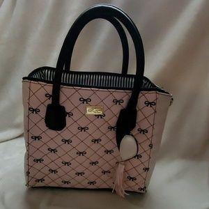Like new Betsy Johnson purse